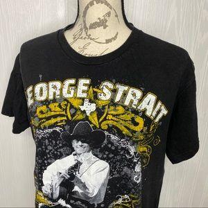 George Strait Concert tour 2011 t-shirt M